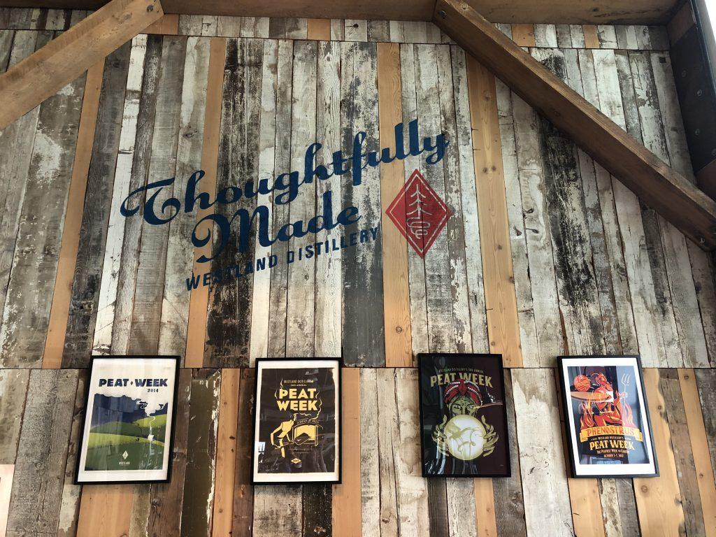 Westland Distillery Tour