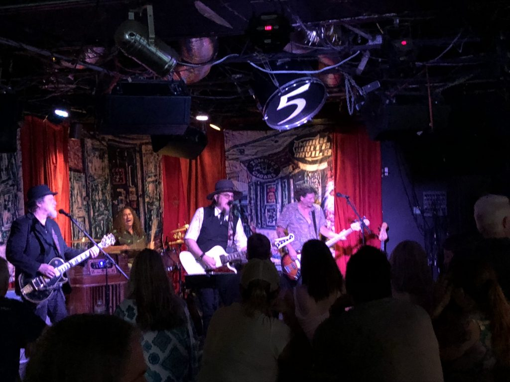 The Smokey White Devils at the 5 Spot Nashville