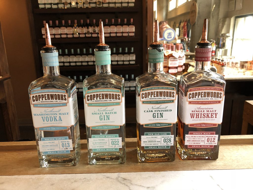 Copperworks Distilling Company - Seattle