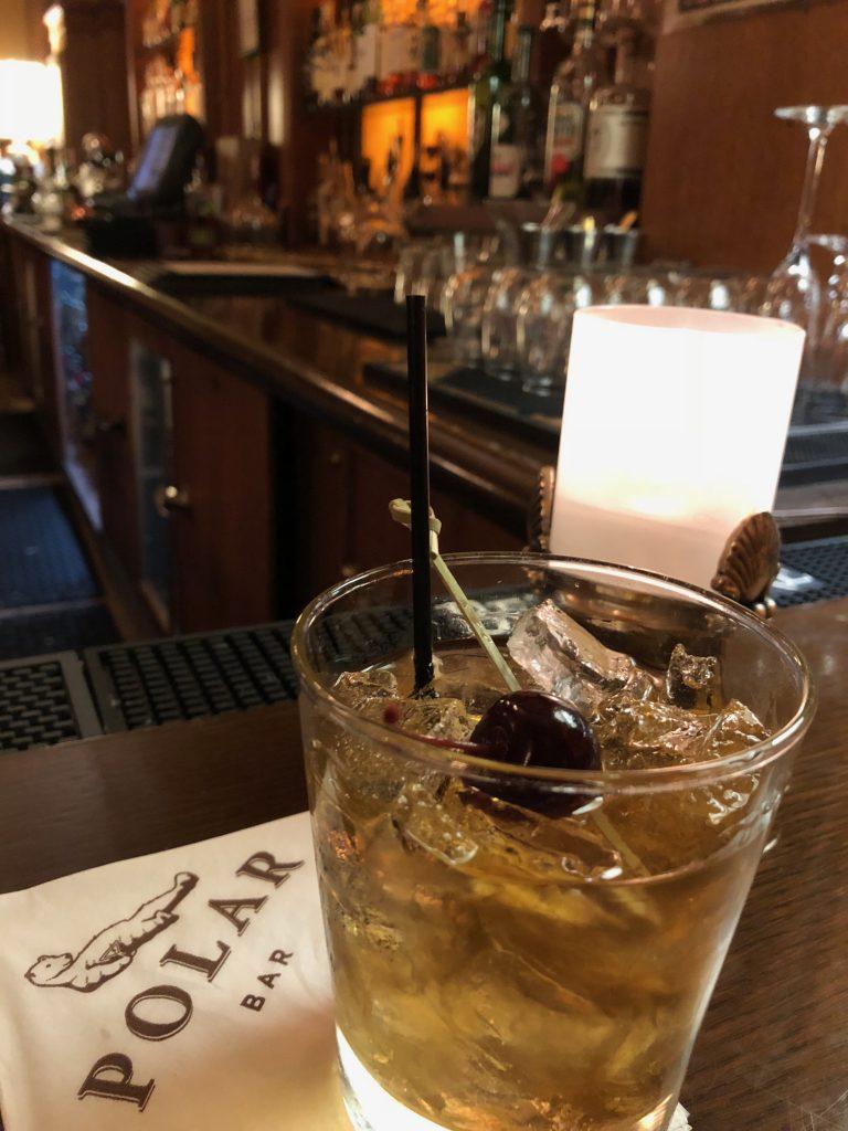 The Polar Bar Cocktails