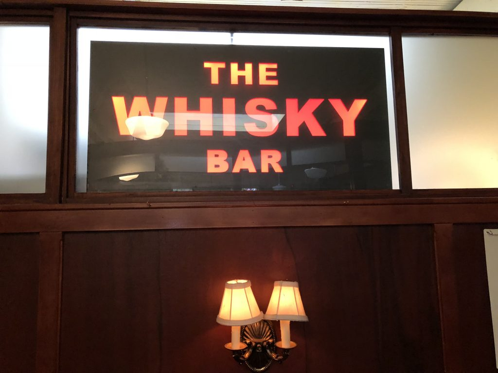 The Whiskey Bar Seattle