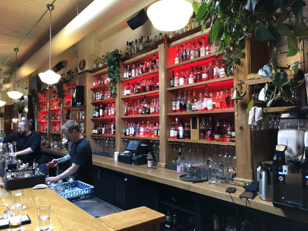 The Whiskey Bar Bar
